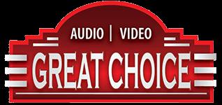 Custom Home electronics in Oklahoma Logo